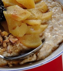Customised Porridge