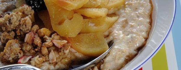 Customised Porridge