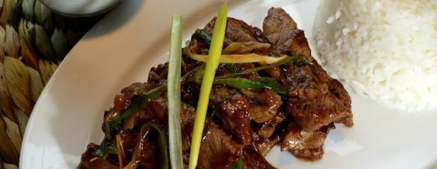 Perfect Beef Stir-Fry
