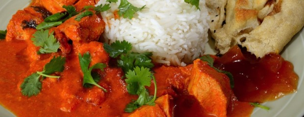 Red Butter Chicken