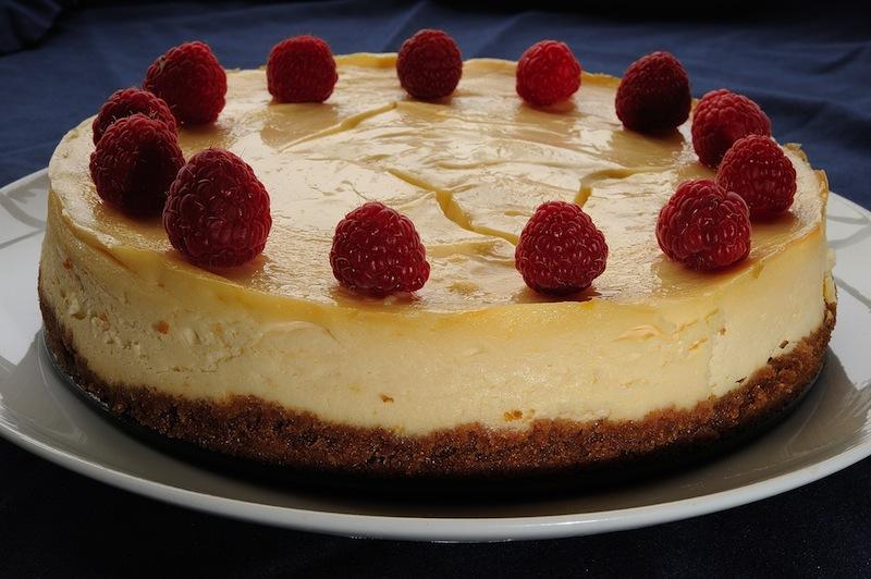 Baked Cheesecake Sam Stern