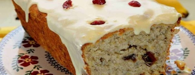 Banana Tea Loaf