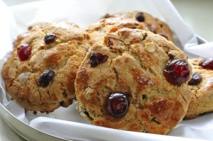 Cranberry and Cherry Rascals
