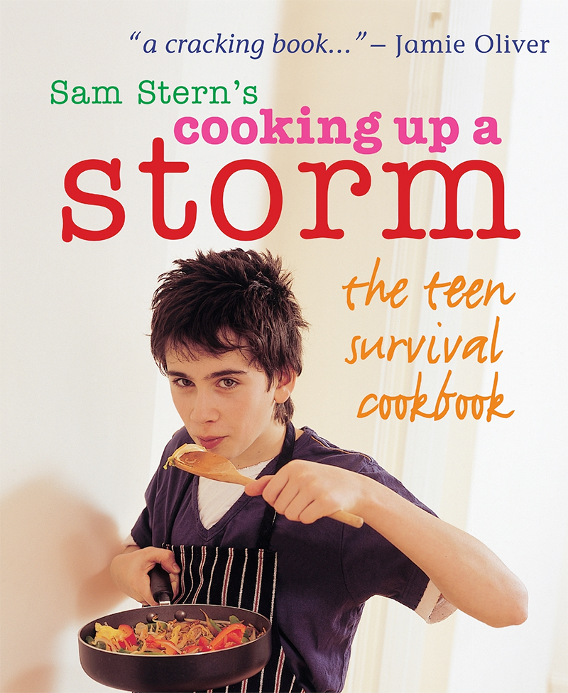 cooking up a storm sam stern