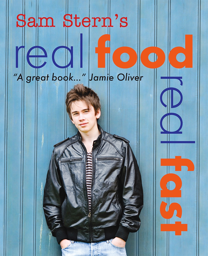 Sam Stern Real Food Real Fast Recipes