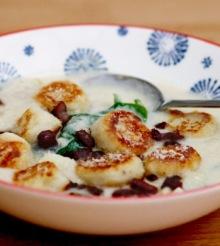 Gnocchi Soup