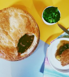 Proper Easy Beef & Ale Pie