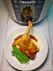 Crock-Pot Confit Duck
