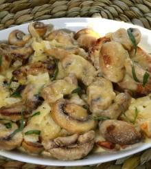 Champion Cheese Mushrooms